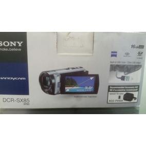 Camara Filmadora Handycam Dcr-sx85 Solo Se Uso Una Vez...