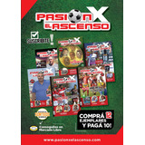 Revista Pasion X El Ascenso - Promocion Imperdible (oficial)