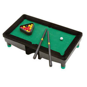 Mini Mesa De Snooker, Sinuca, Bilhar. Incasa