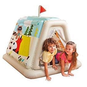 Casa Carpa Inflable Intex Niños Juguete