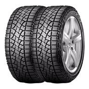 Combo X2 Neumaticos Pirelli 205/60r16 Scorpion Atr 92h Cuota