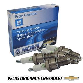 Jogo Velas Ignicao 1.0 1.4 Gasolina Celta 2001 A 2006