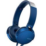 Diadema Gamer Sony Extra Bass Mdr-xb550apl Azul