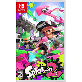 /// Splatoon 2 Para Nintendo Switch Ya Disponibles Nuevo///