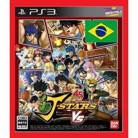 J Stars Victory Vs Americano Ps3 Código Psn Legendado Ptbr