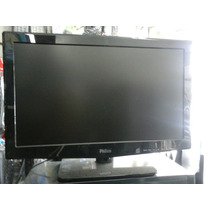 Tv Monitor Led 21 Philco Ph24m Led A2 Perfeita Ok