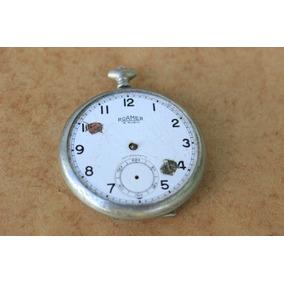 1a1e273e3d5 Relógios Antigos De Bolso Roamer - Relógios no Mercado Livre Brasil