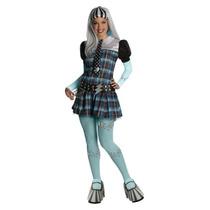 Monster High Deseos Secretos Deluxe Frankie Stein Disfraces