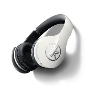 Headphone Yamaha Hph-pro400bl Branco Com Adaptador P10 Banha