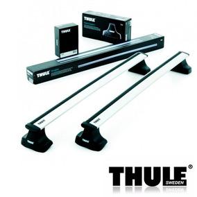 Rack De Teto Thule 754 Barra Alumínio Freelander Ii 07....
