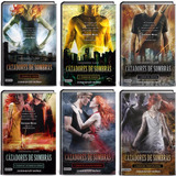 Saga Cazadores D Sombra Y Los Origenes 1 Y 2 Cassandra Clare