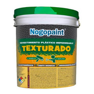 Texturado A Rodillo 25 Kg Bronce Nogopaint