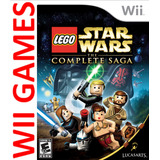 Juego Lego Star Wars The Complete Saga - Original Wii Y Wiiu