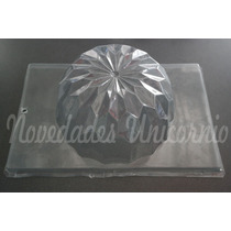 Molde Grande Gelatina Artistica Vestido Diamante Encapsulada