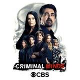 Criminal Minds 12 Temporadas + Frete Grátis + Capas