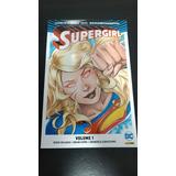 Supergirl Universo Dc Renascimento Vol. 01 - Panini