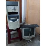Cpu Pentium 4, Monitor 14 Pulgadas Y Teclado