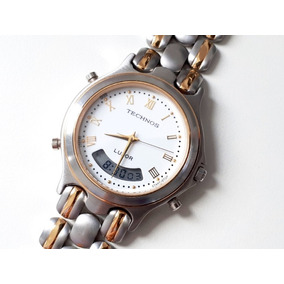 Relógio Technos Skydiver Preto Em Aço Original Novo Caixa - Relógios ... fa761fadd1