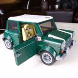 Modelo Escala Mini Cooper Clasic 1077 Piezas