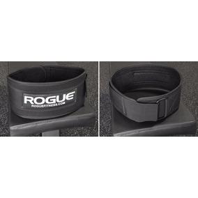 Cinturon Rogue Fitness Crossfit Belt Nylon 5 Lifting Belt