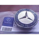 Emblema Cofre Mercedes Benz 57mm Clase C E Clk Envío Gratis