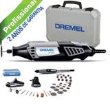 Retifica Dremel 4000 Kit 36 Aces.+ 3 Acoplamentos 110v