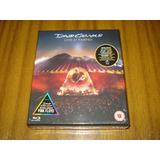 Box David Gilmour Pink Floyd / Live (sellado) 2cd + 2 Bluray