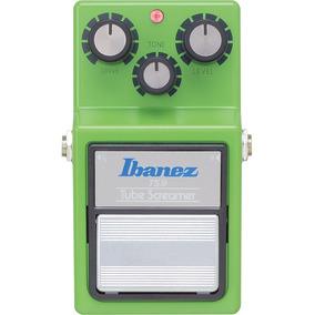 Pedal De Efeito Para Guitarra Ts9 Ibanez Original Oferta