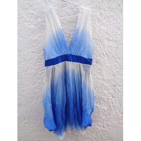 Vestido Avanzzo Tam. 38 100% Seda