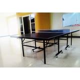 Mesa De Ping Pong Importada Marca Spin Pro Tenis De Mesa