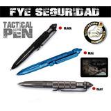Lapicera Tactica Kubotan Tactical Pen Defensa Personal