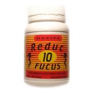Reduc 10 Fucus Dasipa X 100 Comp. Regulador Del Metabolismo.