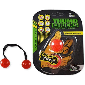 Thumb Chucks Led Pula Emborrachado Consulte Disponibilidades