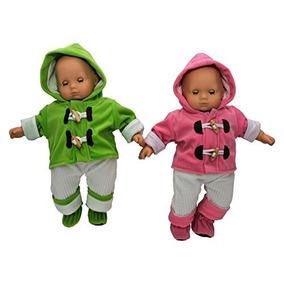 Conjunto De Dos Completo Deshilachado 15 Pulgadas Baby Doll d73ae3782844