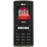 Celular Lg Kp 110 Mp3 Y Radio Fm -negro - Como Nuevo!