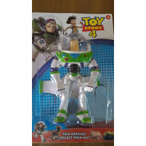 Toy Story 4 - Buzz Lightyear Con Luz Y Sonido
