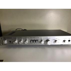 Amplificador Cygnus Ac 200 - Prata