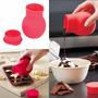 Contenedor De Silicona | Derretir Chocolate | Baño María
