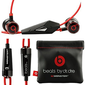 Monster Beats By Dr Dre Ibeats Auriculares Con Controltalk