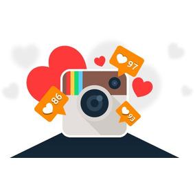 1000 Likes/curtidas Em Sua Foto No Instagran Divulgação