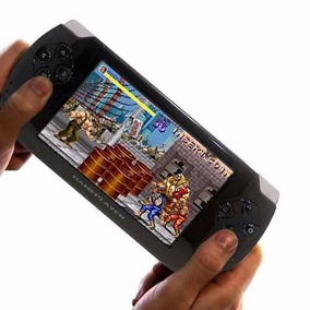 Video Game Portátil 10mil Jogos Player Mp3 Mp4 Mp5 Pmp Nes