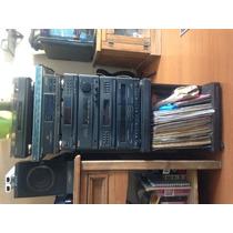 Aparelho De Som Sony A20 + Aparelho De Dvd Lg