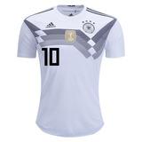 Jersey Alemania 2017-18 Copa Mundial + Nombre & Número