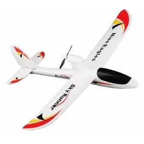 Aeromodelo Mini Planador Sky Runner 3ch 772b Rtf Rc