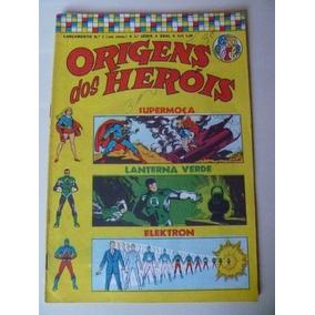 Lançamento(origens Dos Heróis) Nº2 Mar Abr 1975 Ebal Òtimo!