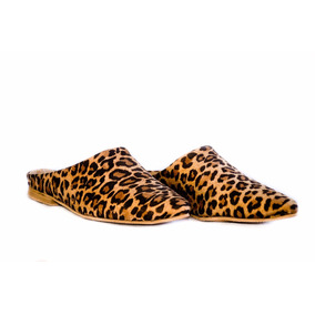 Zapatos Slippers -cuero- Verano 2018 - Muamba Zapatos.