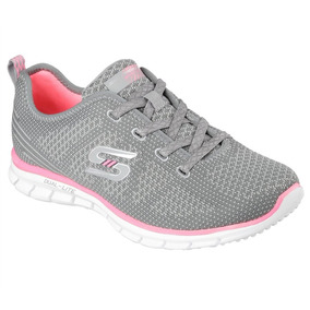 Tenis Skechers Clider Forever Young 22880/gycl Originales