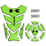 Protetor De Tanque E Bocal Kawasaki Ninja 250 300 Z750 0003