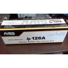 Toner Compatible Hp 126a Ce310a Negro