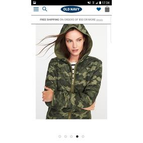 Campera Camuflada / Militar